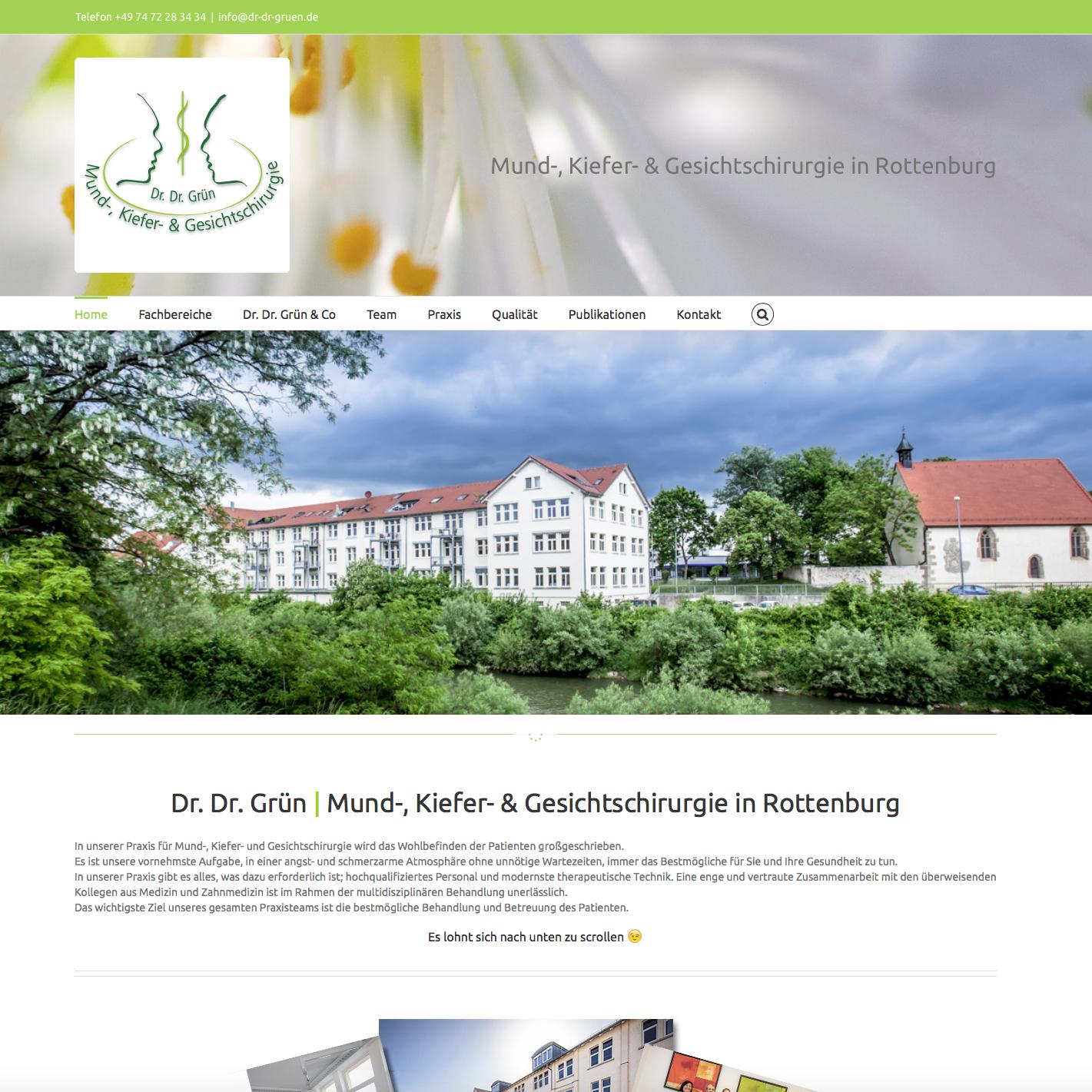 Praxis Dr Dr Grün Rottenburg