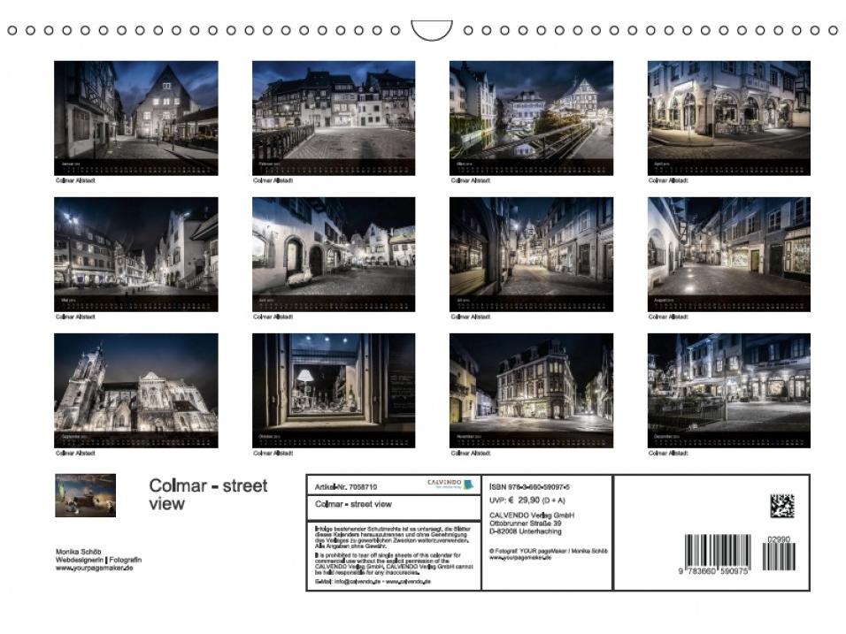 Colmar – street view