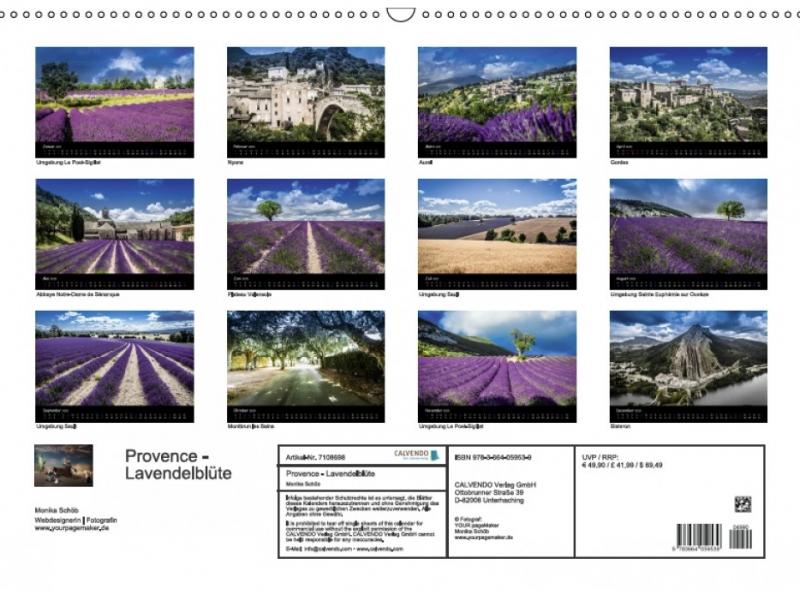 Provence – Lavendelbluete