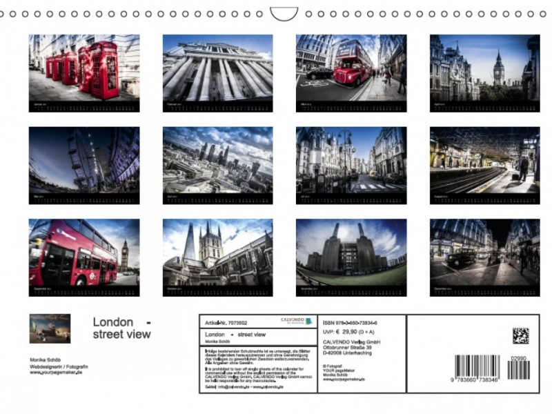 London – street view