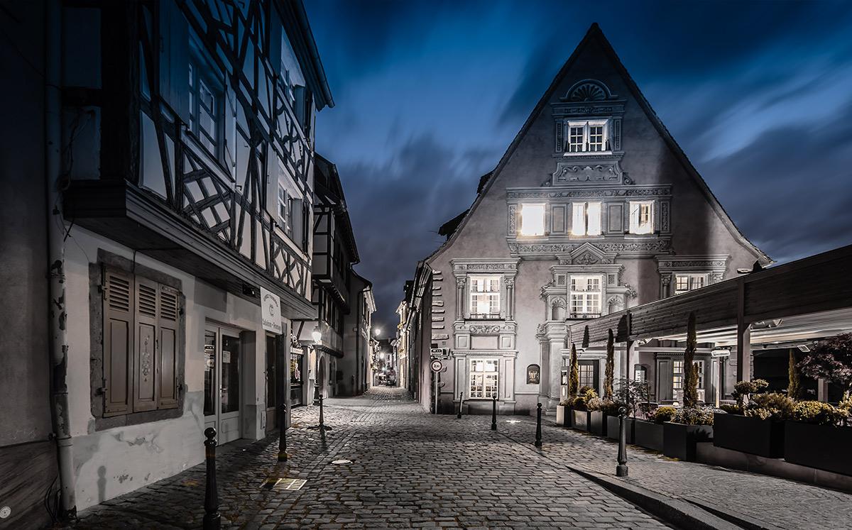 Colmar - street view
