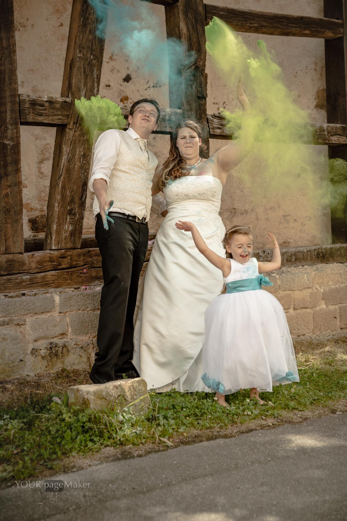 Hochzeitfotografiefotografie by YOURpageMaker