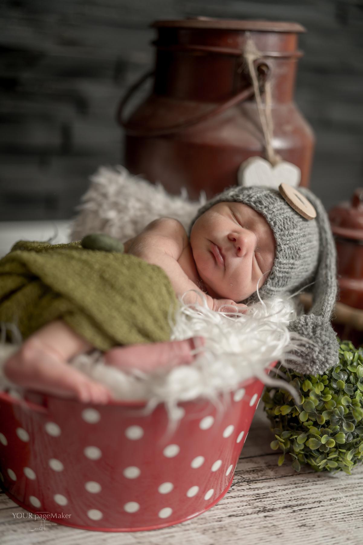 Babyfotografie YOUR pageMaker