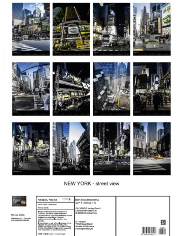 New York – street view
